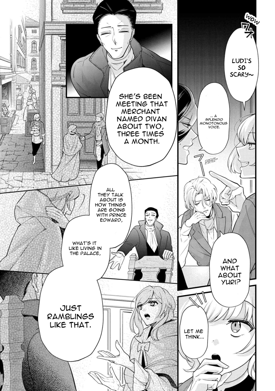 Koushaku Reijou No Tashinami Chapter 50  Online Free Manga Read Image 3