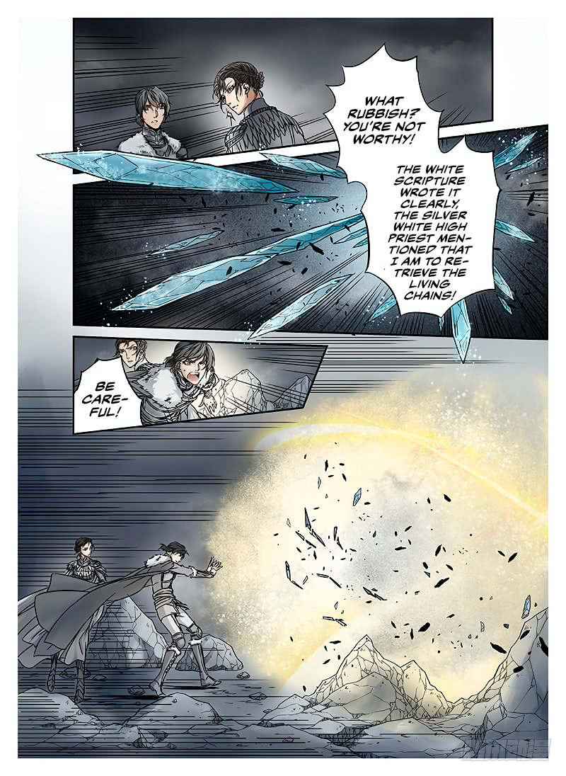 LORD Legend of Ravaging Dynasties Chapter 10.1  Online Free Manga Read Image 4