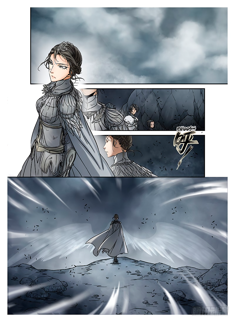 LORD Legend of Ravaging Dynasties Chapter 10.2  Online Free Manga Read Image 11