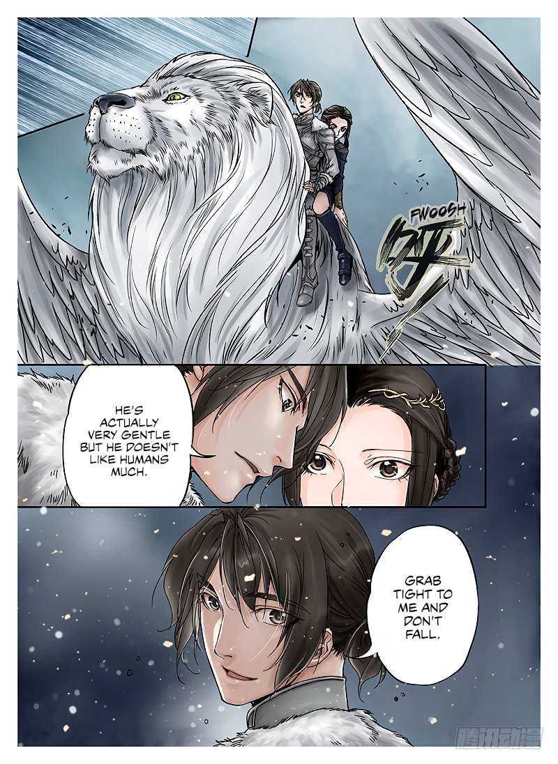 LORD Legend of Ravaging Dynasties Chapter 10.2  Online Free Manga Read Image 14