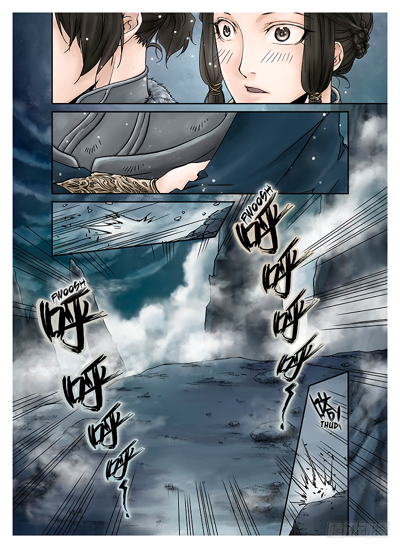 LORD Legend of Ravaging Dynasties Chapter 10.2  Online Free Manga Read Image 15