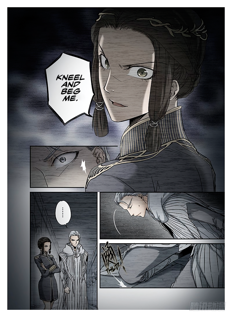 LORD Legend of Ravaging Dynasties Chapter 10.2  Online Free Manga Read Image 5