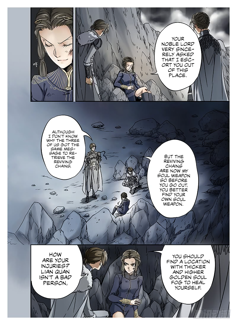 LORD Legend of Ravaging Dynasties Chapter 10.2  Online Free Manga Read Image 7
