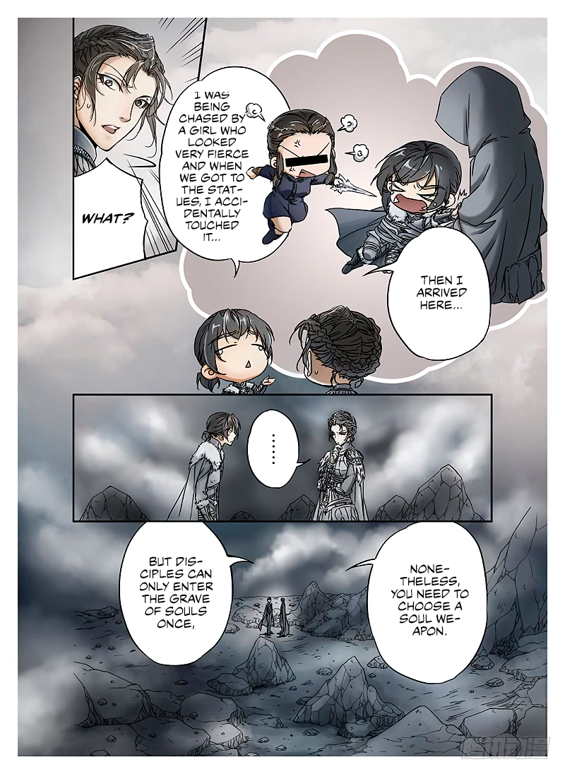 LORD Legend of Ravaging Dynasties Chapter 10  Online Free Manga Read Image 11