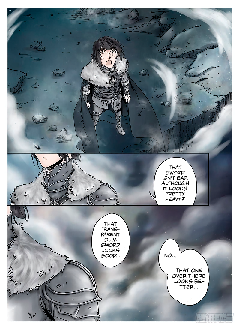 LORD Legend of Ravaging Dynasties Chapter 10  Online Free Manga Read Image 5