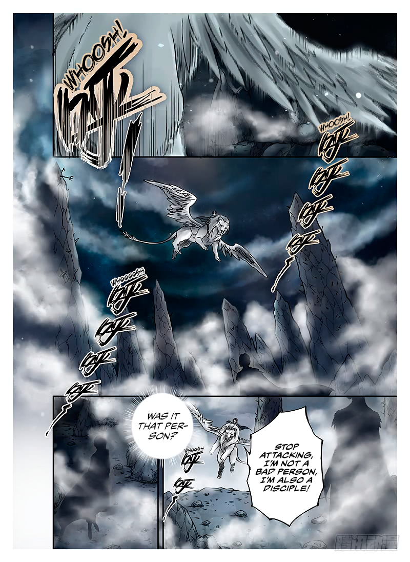LORD Legend of Ravaging Dynasties Chapter 10  Online Free Manga Read Image 7