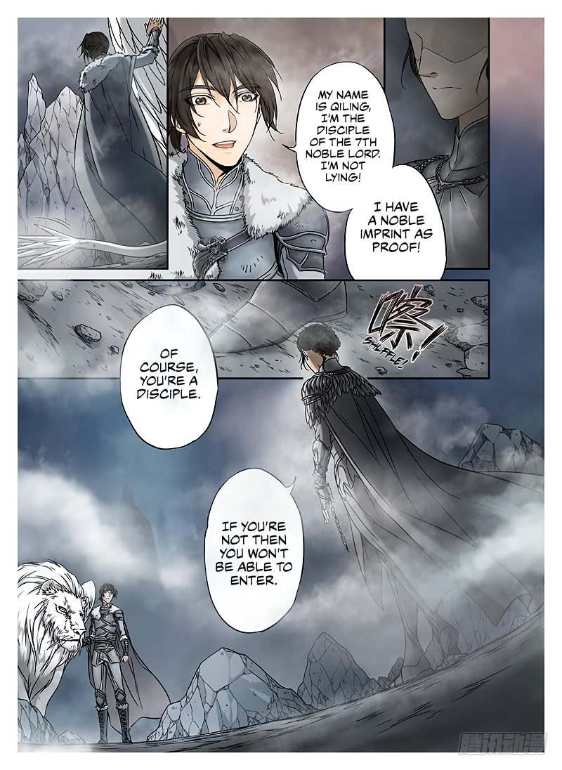 LORD Legend of Ravaging Dynasties Chapter 10  Online Free Manga Read Image 8