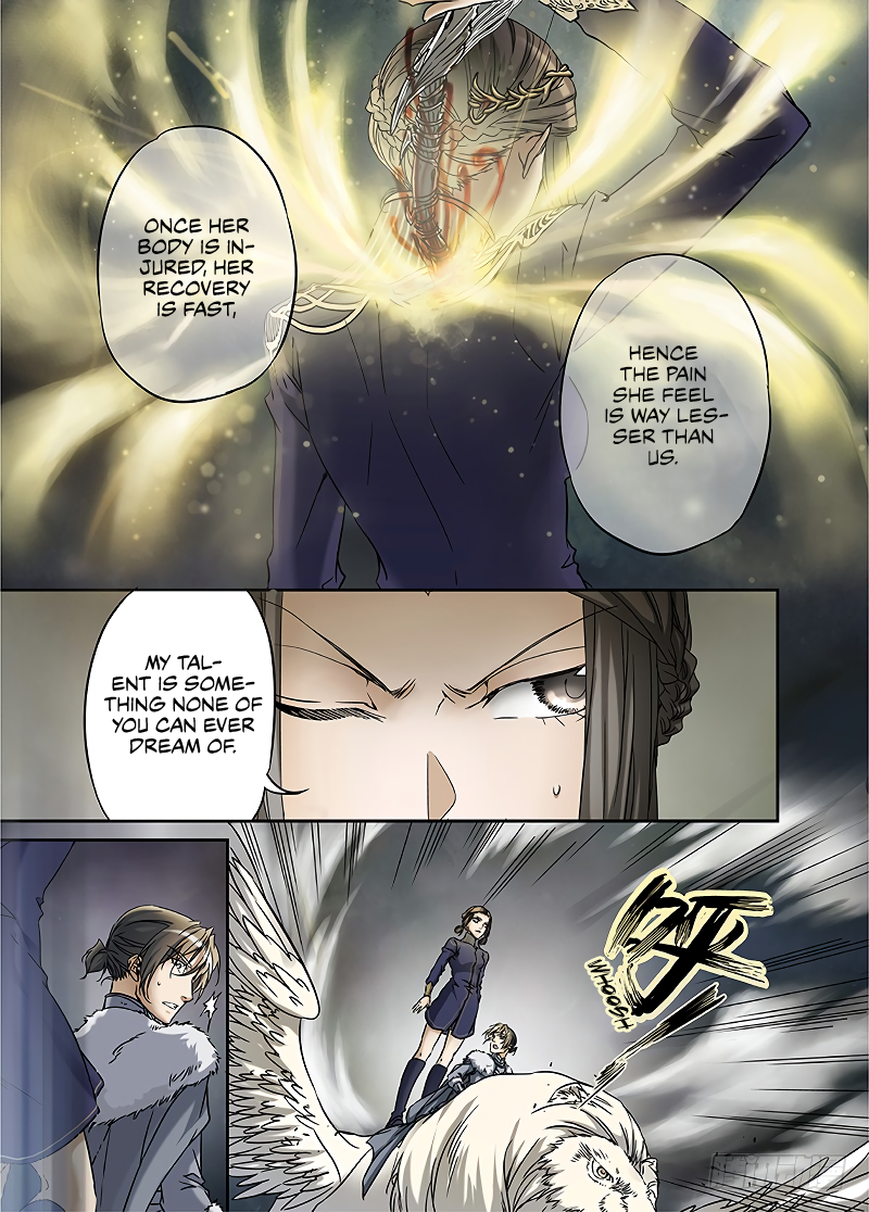 LORD Legend of Ravaging Dynasties Chapter 11.1  Online Free Manga Read Image 4