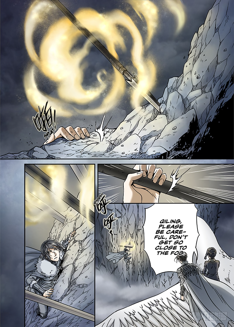LORD Legend of Ravaging Dynasties Chapter 11.1  Online Free Manga Read Image 9