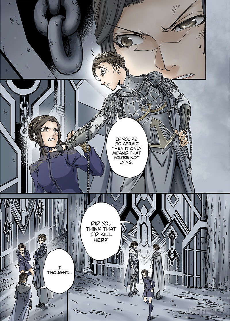 LORD Legend of Ravaging Dynasties Chapter 12.1  Online Free Manga Read Image 11