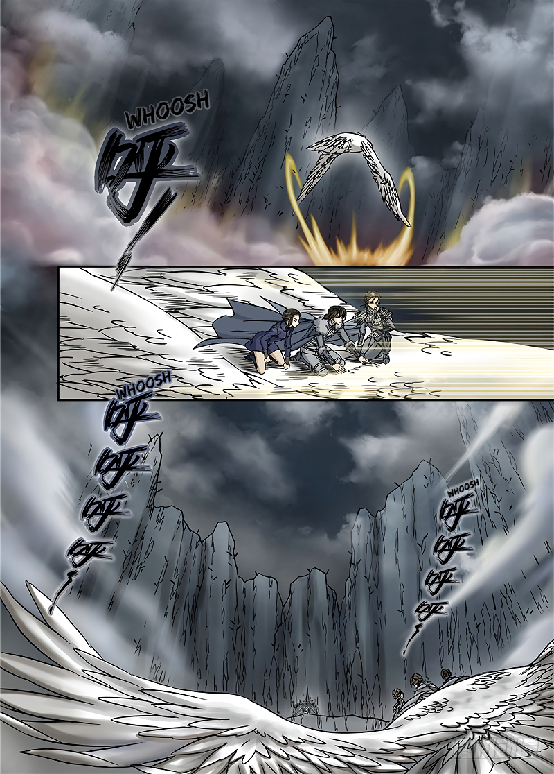 LORD Legend of Ravaging Dynasties Chapter 12.1  Online Free Manga Read Image 6