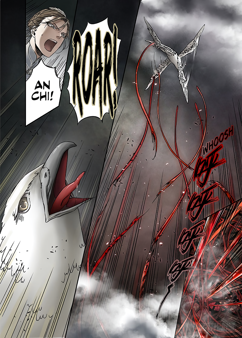 LORD Legend of Ravaging Dynasties Chapter 12  Online Free Manga Read Image 12