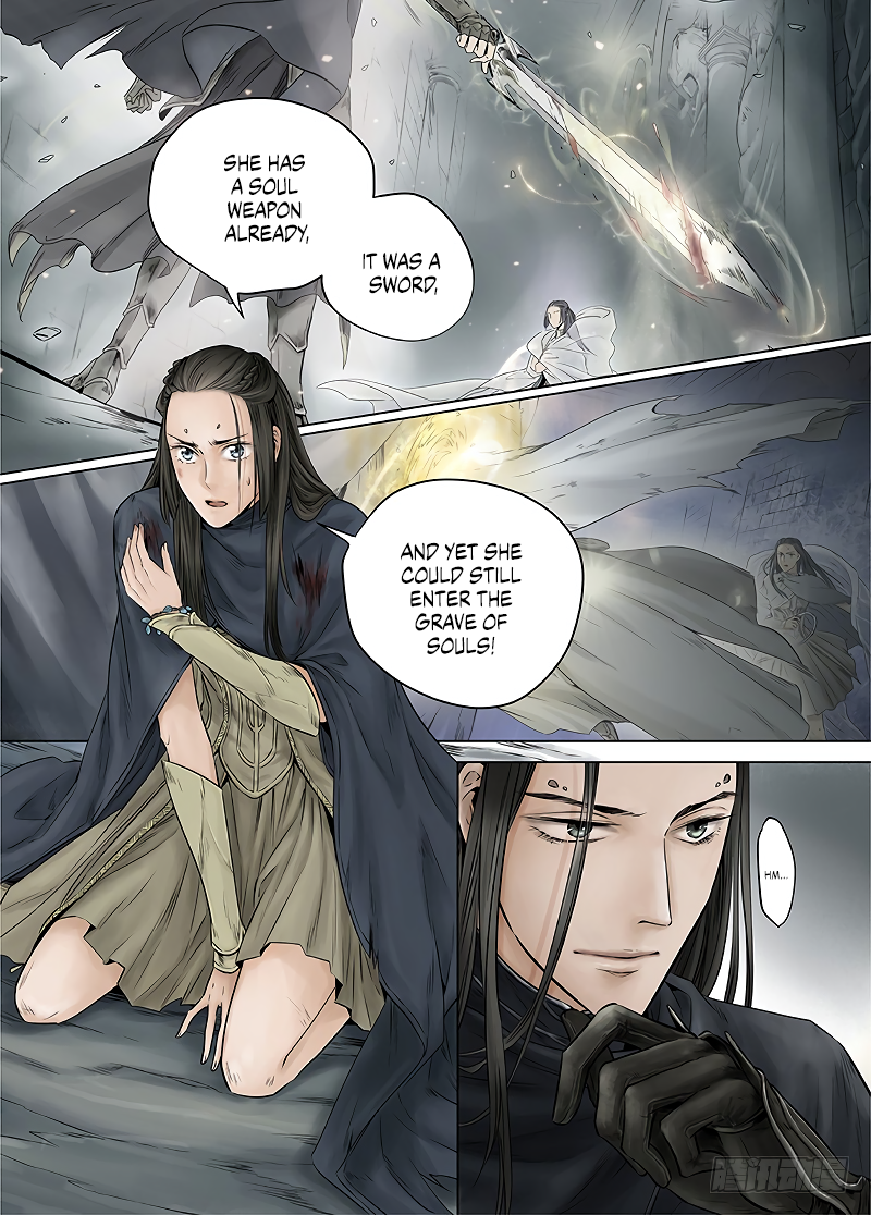 LORD Legend of Ravaging Dynasties Chapter 13.1  Online Free Manga Read Image 4