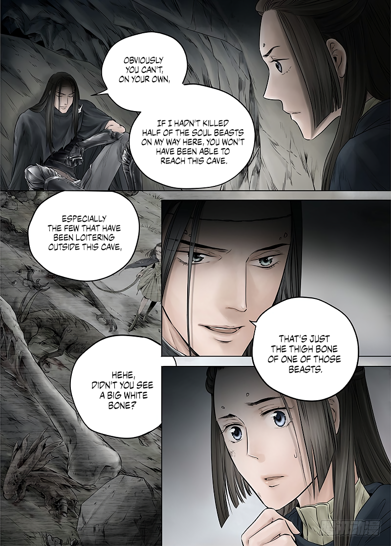 LORD Legend of Ravaging Dynasties Chapter 13.1  Online Free Manga Read Image 9