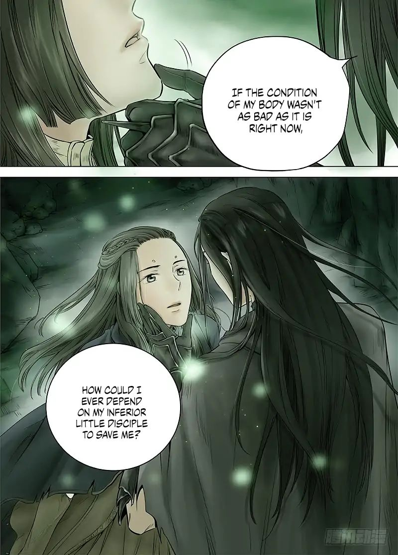 LORD Legend of Ravaging Dynasties Chapter 13.2  Online Free Manga Read Image 10