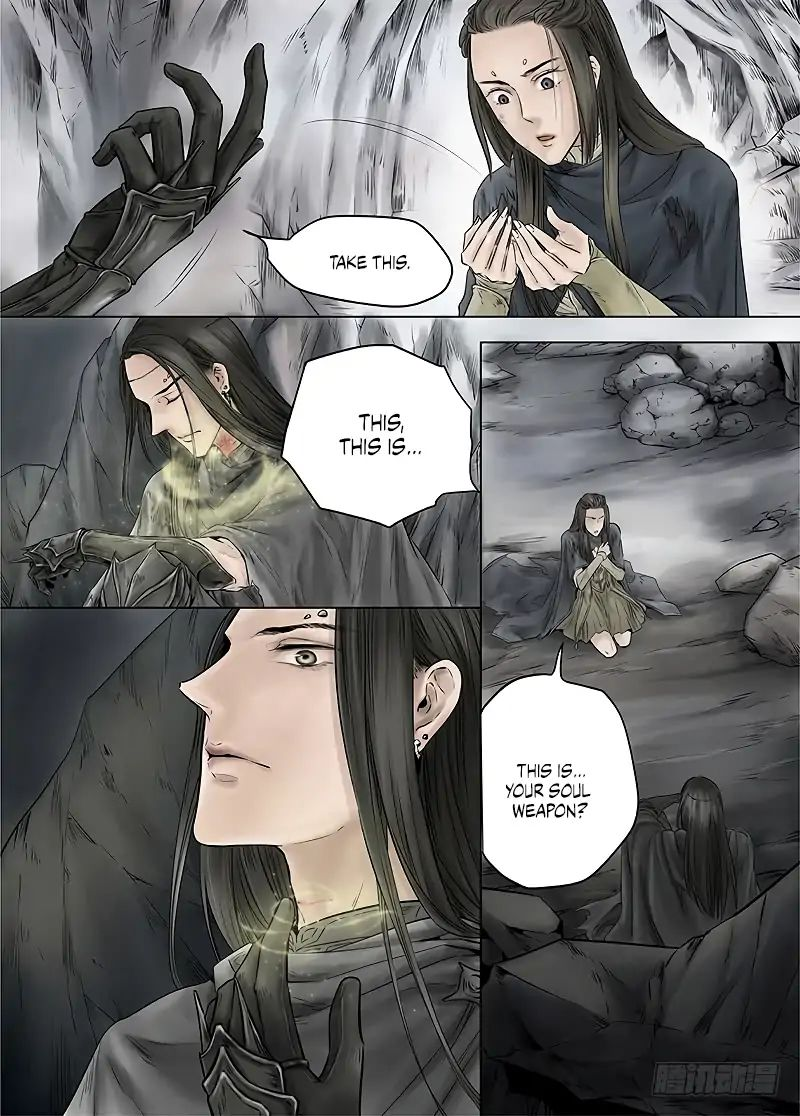 LORD Legend of Ravaging Dynasties Chapter 13.2  Online Free Manga Read Image 4