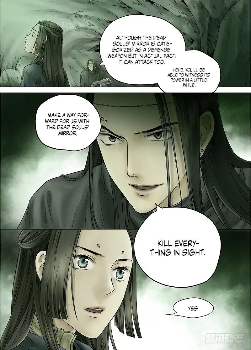 LORD Legend of Ravaging Dynasties Chapter 13.2  Online Free Manga Read Image 8