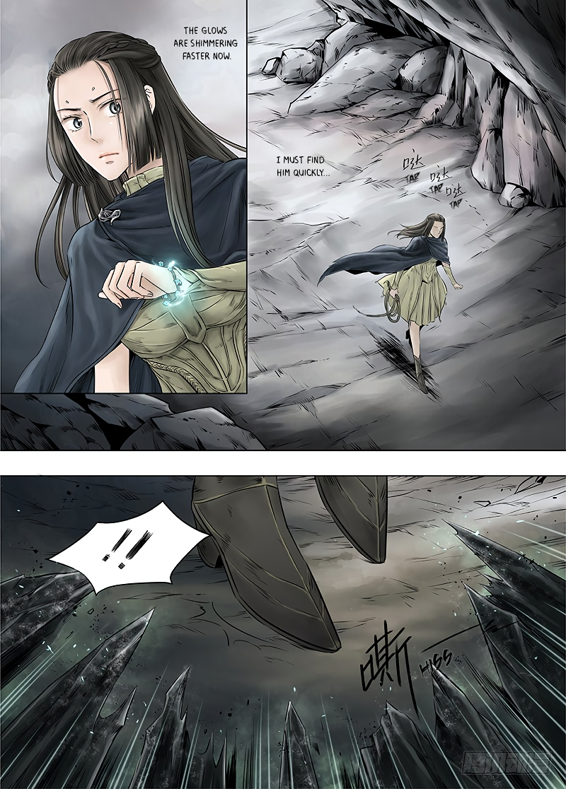 LORD Legend of Ravaging Dynasties Chapter 13  Online Free Manga Read Image 7