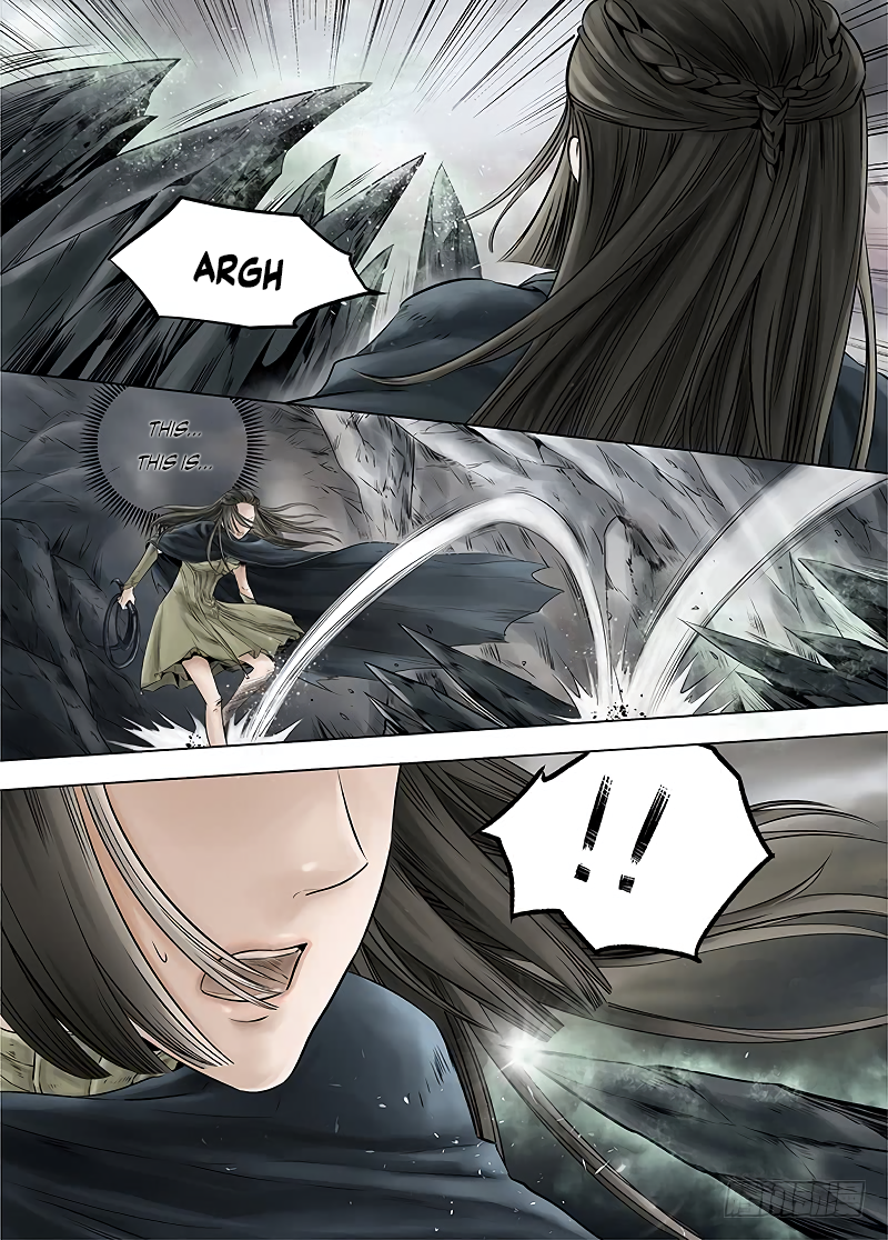 LORD Legend of Ravaging Dynasties Chapter 13  Online Free Manga Read Image 8