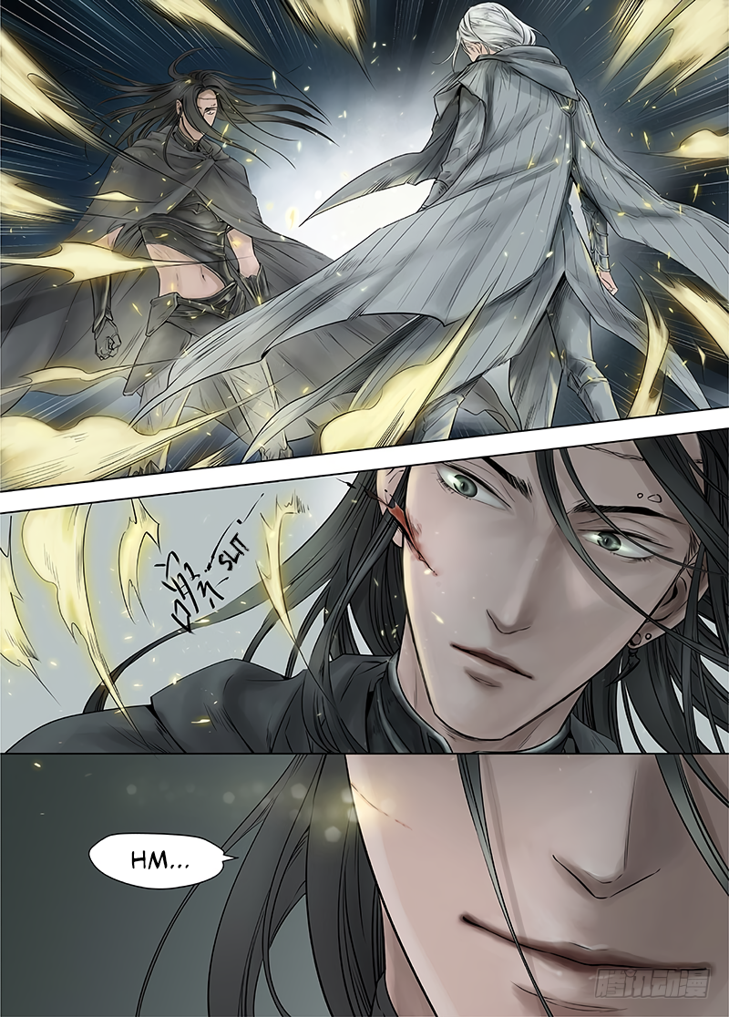 LORD Legend of Ravaging Dynasties Chapter 14.4  Online Free Manga Read Image 7