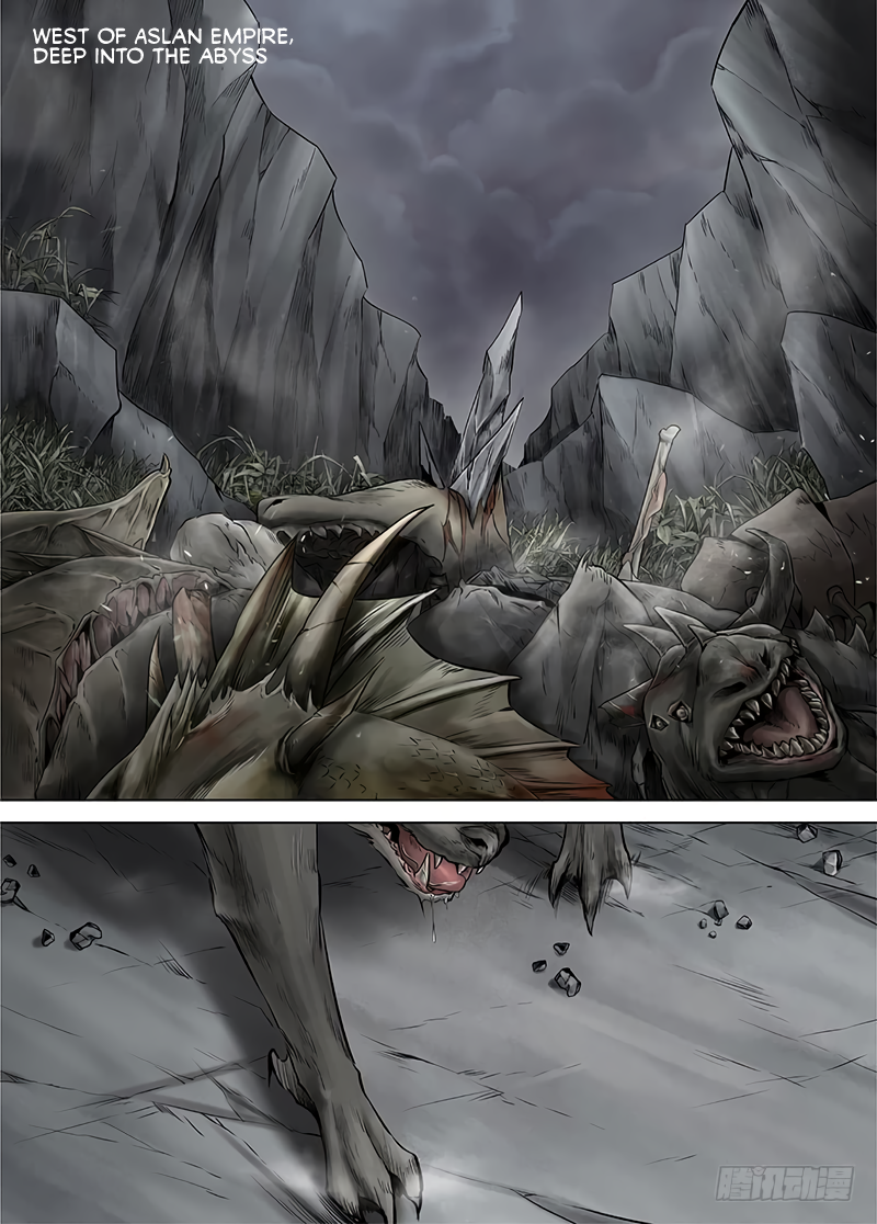LORD Legend of Ravaging Dynasties Chapter 14  Online Free Manga Read Image 3