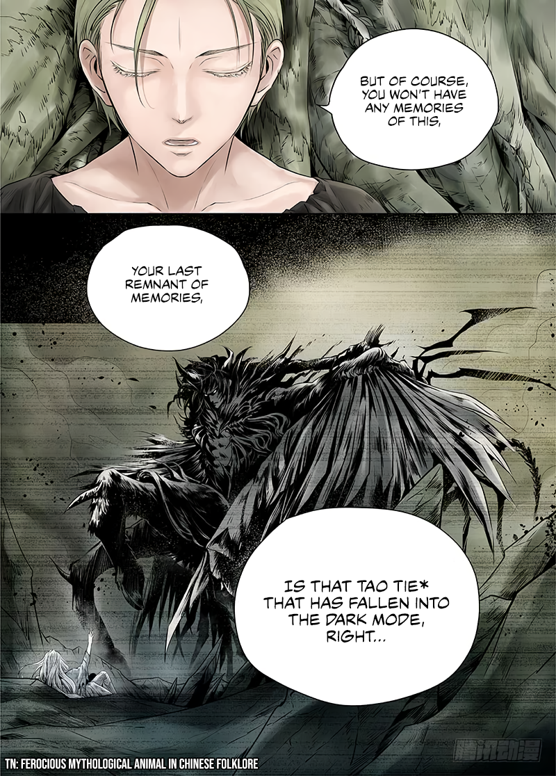 LORD Legend of Ravaging Dynasties Chapter 15.1  Online Free Manga Read Image 8