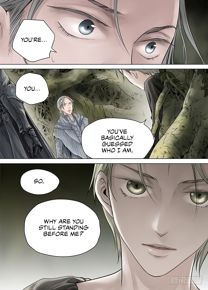 LORD Legend of Ravaging Dynasties Chapter 15.1  Online Free Manga Read Image 9