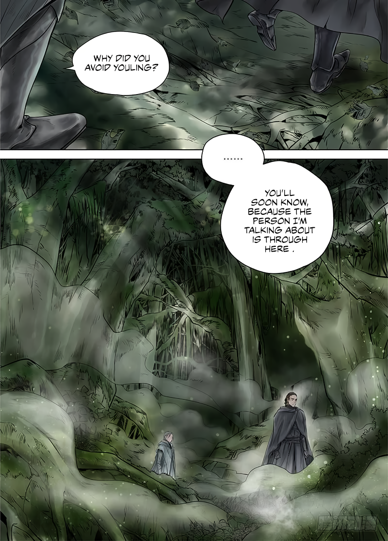 LORD Legend of Ravaging Dynasties Chapter 15  Online Free Manga Read Image 3