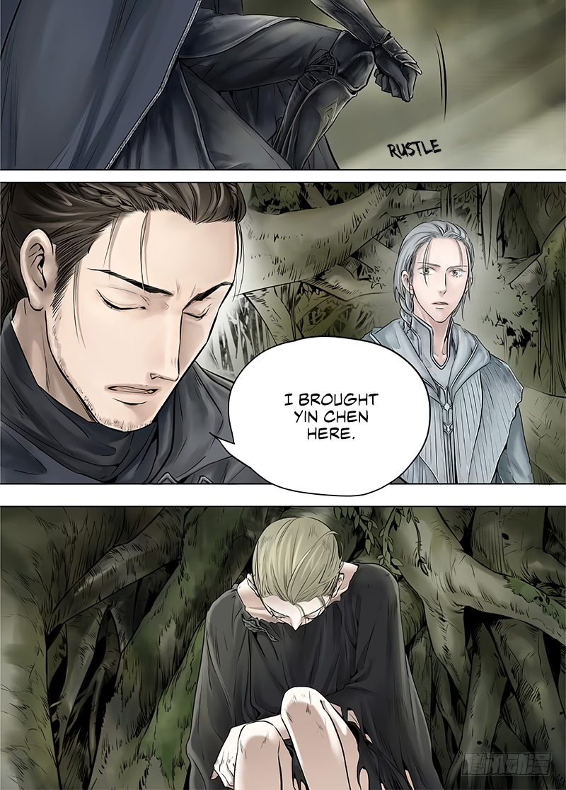 LORD Legend of Ravaging Dynasties Chapter 15  Online Free Manga Read Image 5