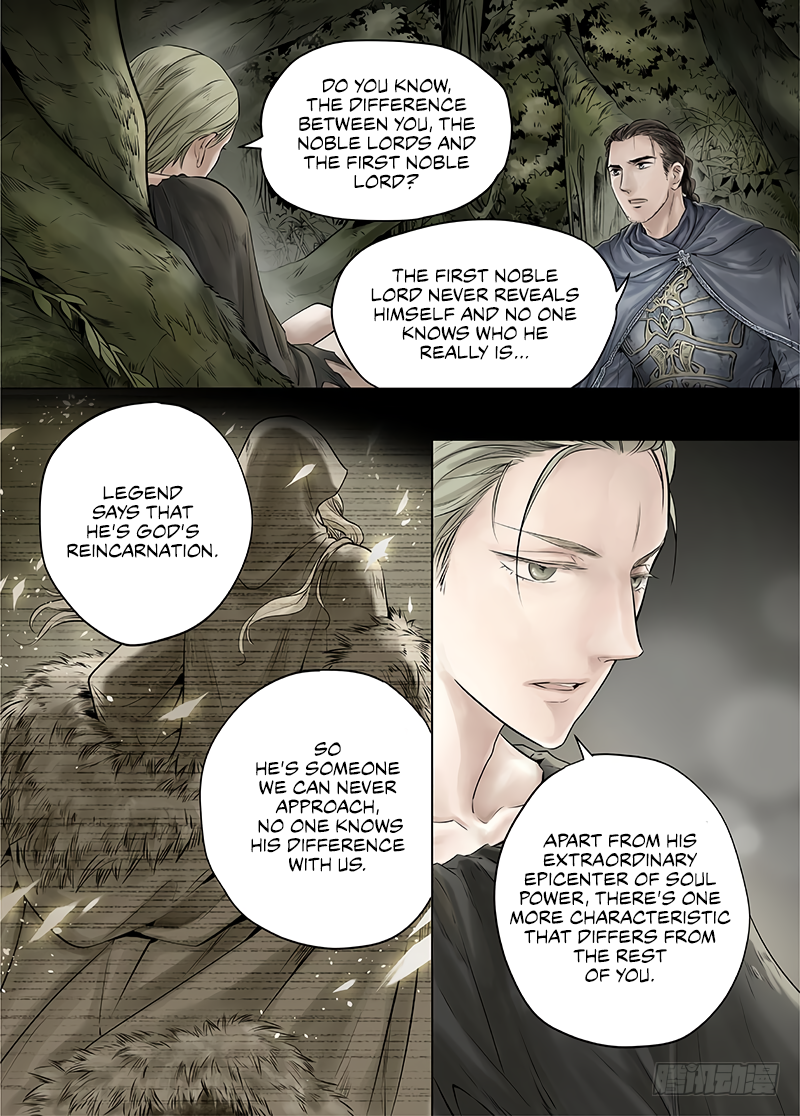 LORD Legend of Ravaging Dynasties Chapter 15  Online Free Manga Read Image 7