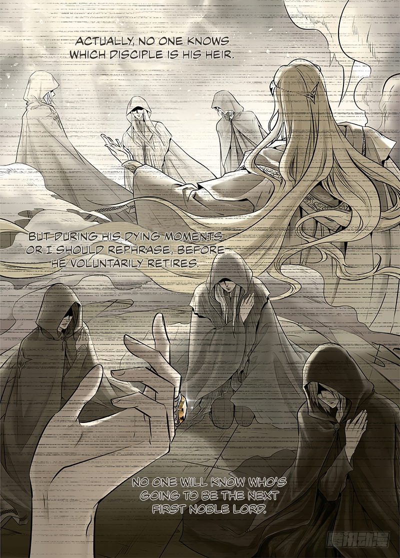 LORD Legend of Ravaging Dynasties Chapter 15  Online Free Manga Read Image 9