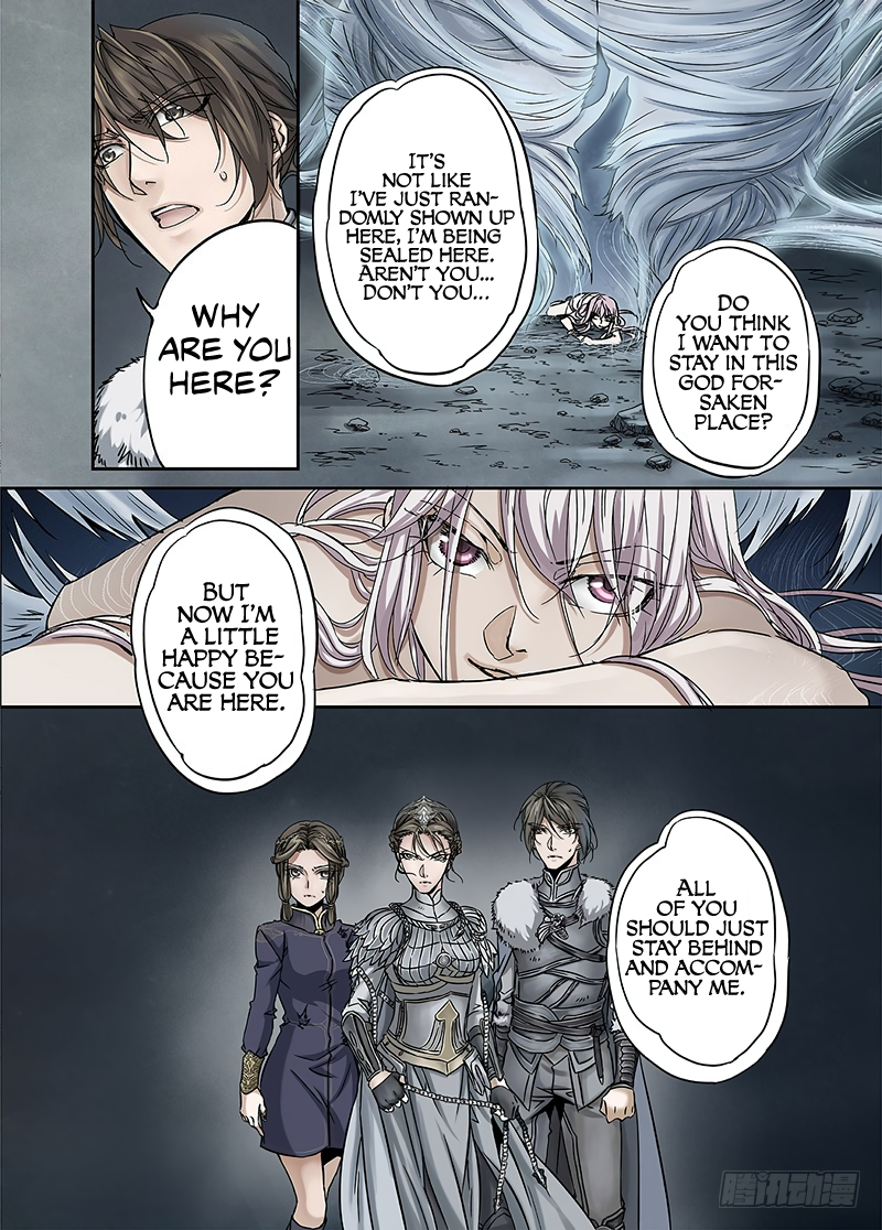 LORD Legend of Ravaging Dynasties Chapter 16.1  Online Free Manga Read Image 3