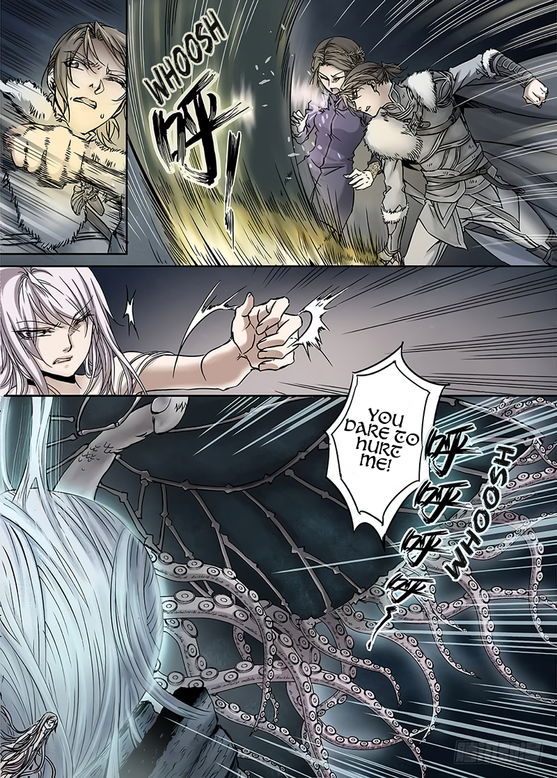 LORD Legend of Ravaging Dynasties Chapter 16.1  Online Free Manga Read Image 9