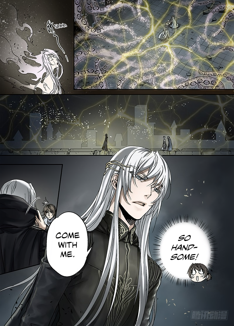 LORD Legend of Ravaging Dynasties Chapter 16.2  Online Free Manga Read Image 6
