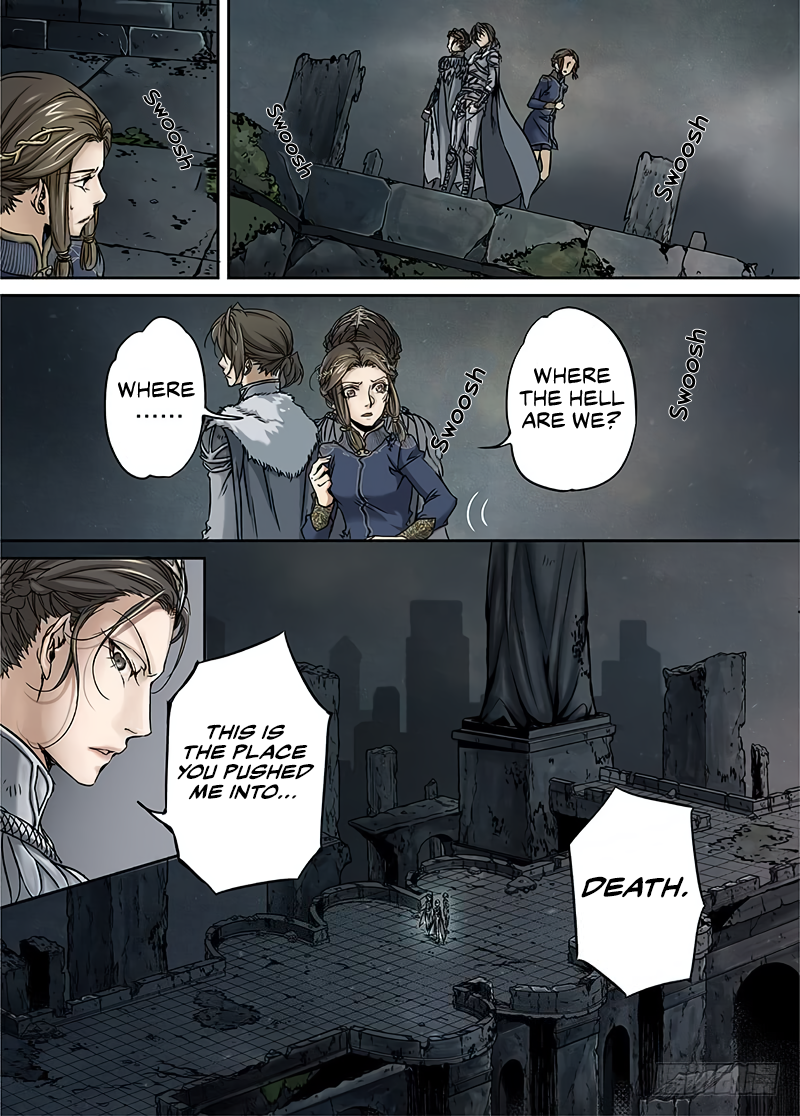 LORD Legend of Ravaging Dynasties Chapter 16  Online Free Manga Read Image 4