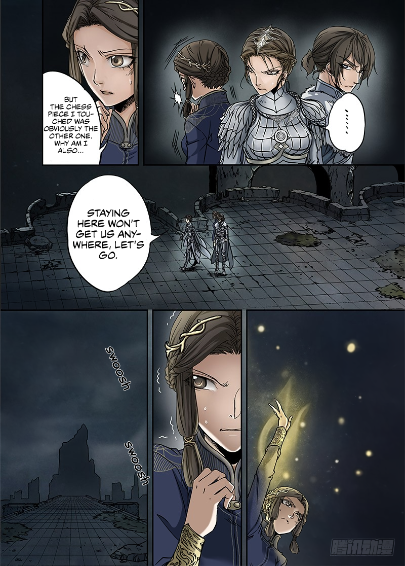 LORD Legend of Ravaging Dynasties Chapter 16  Online Free Manga Read Image 5