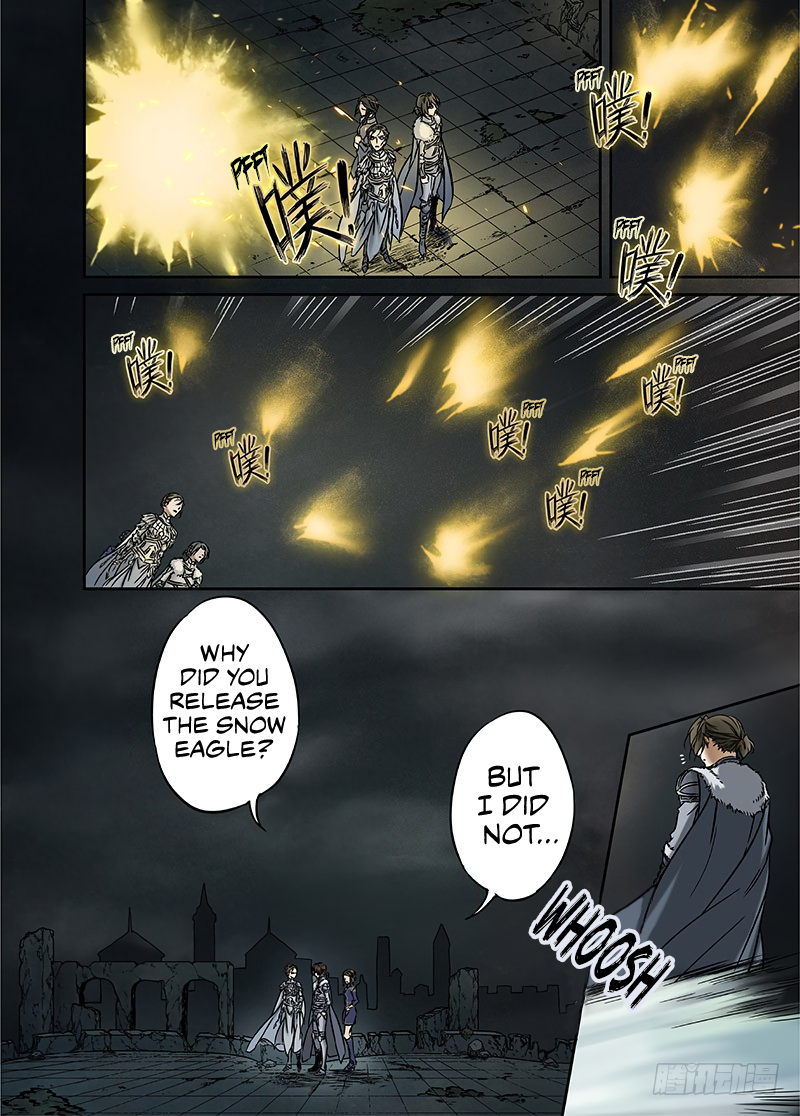 LORD Legend of Ravaging Dynasties Chapter 16  Online Free Manga Read Image 7
