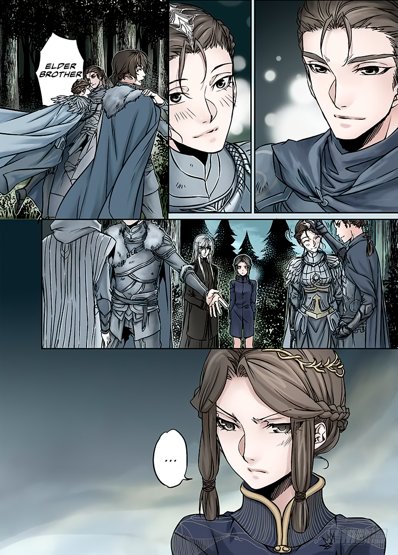 LORD Legend of Ravaging Dynasties Chapter 17.1  Online Free Manga Read Image 9