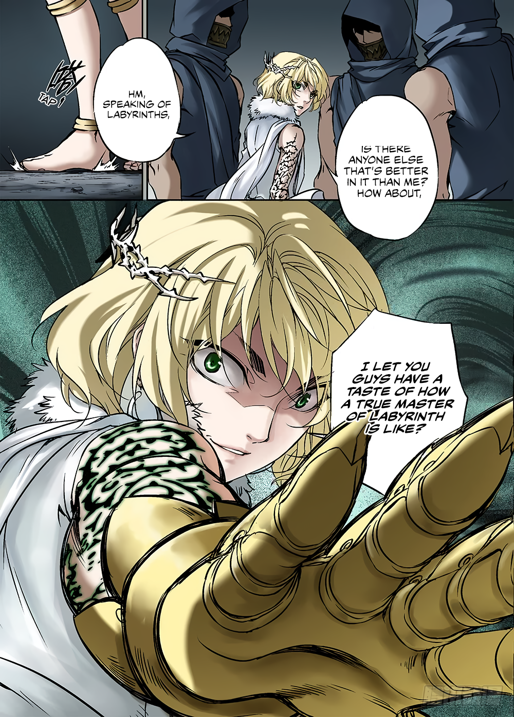 LORD Legend of Ravaging Dynasties Chapter 17  Online Free Manga Read Image 13