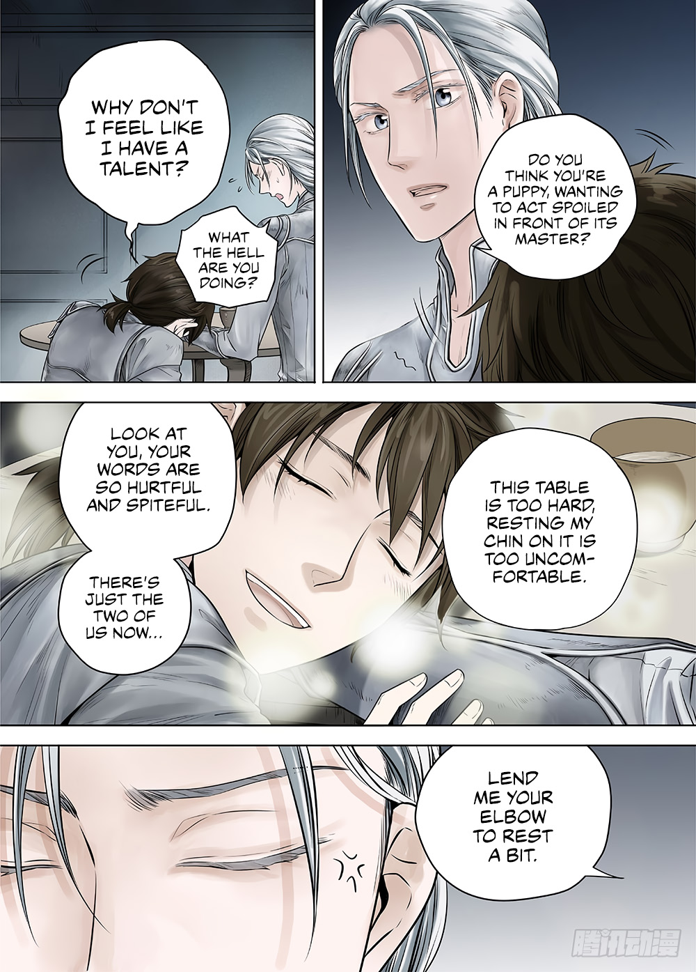 LORD Legend of Ravaging Dynasties Chapter 18.1  Online Free Manga Read Image 6