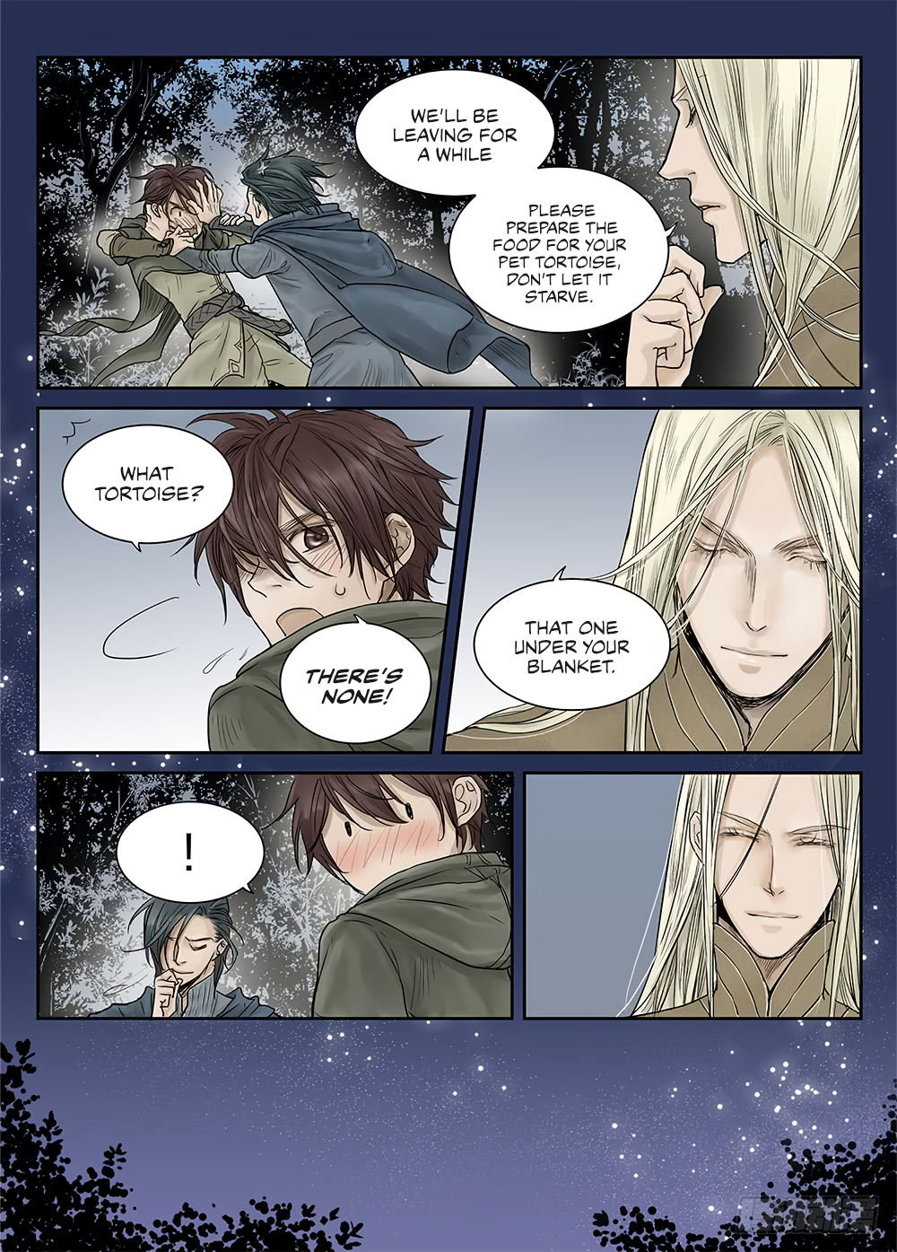 LORD Legend of Ravaging Dynasties Chapter 19.1  Online Free Manga Read Image 12
