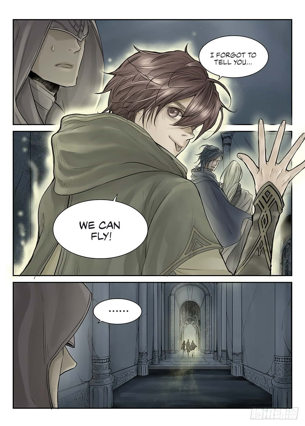 LORD Legend of Ravaging Dynasties Chapter 19.1  Online Free Manga Read Image 7
