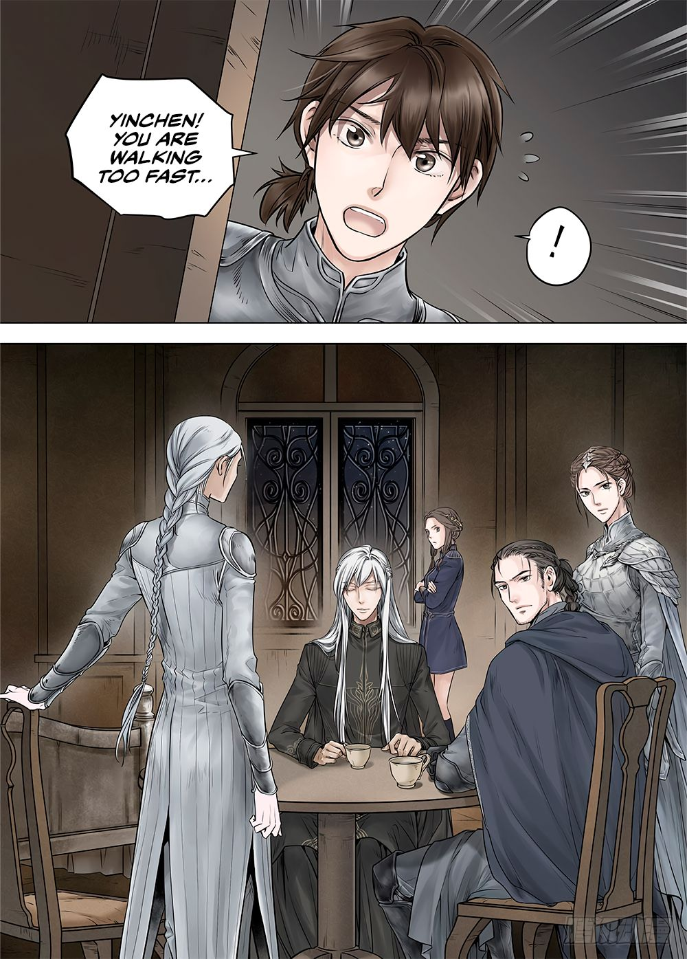 LORD Legend of Ravaging Dynasties Chapter 19.2  Online Free Manga Read Image 6