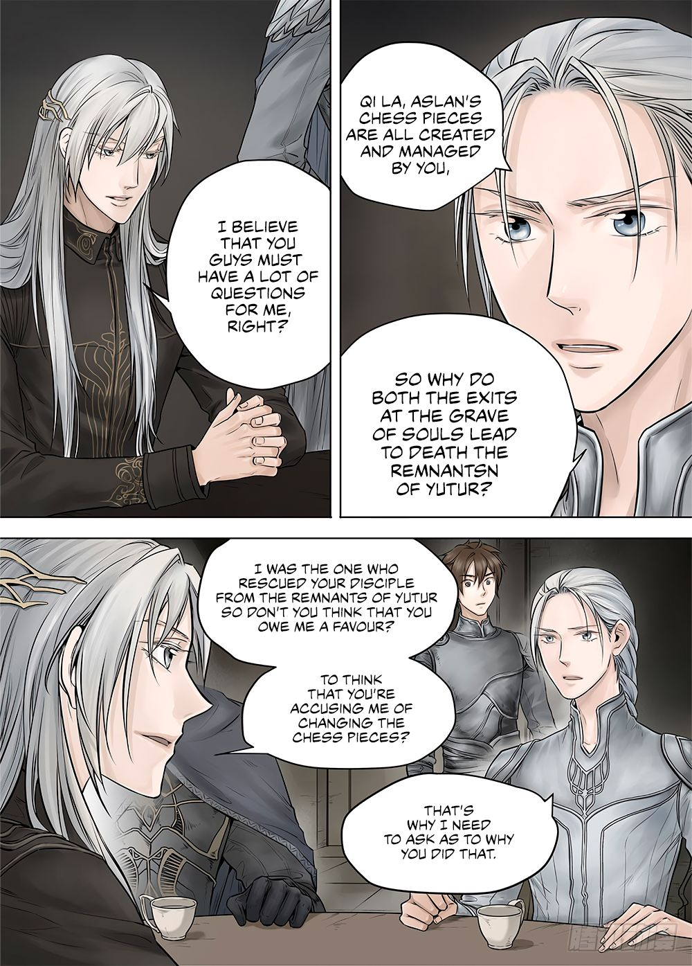 LORD Legend of Ravaging Dynasties Chapter 19.2  Online Free Manga Read Image 7