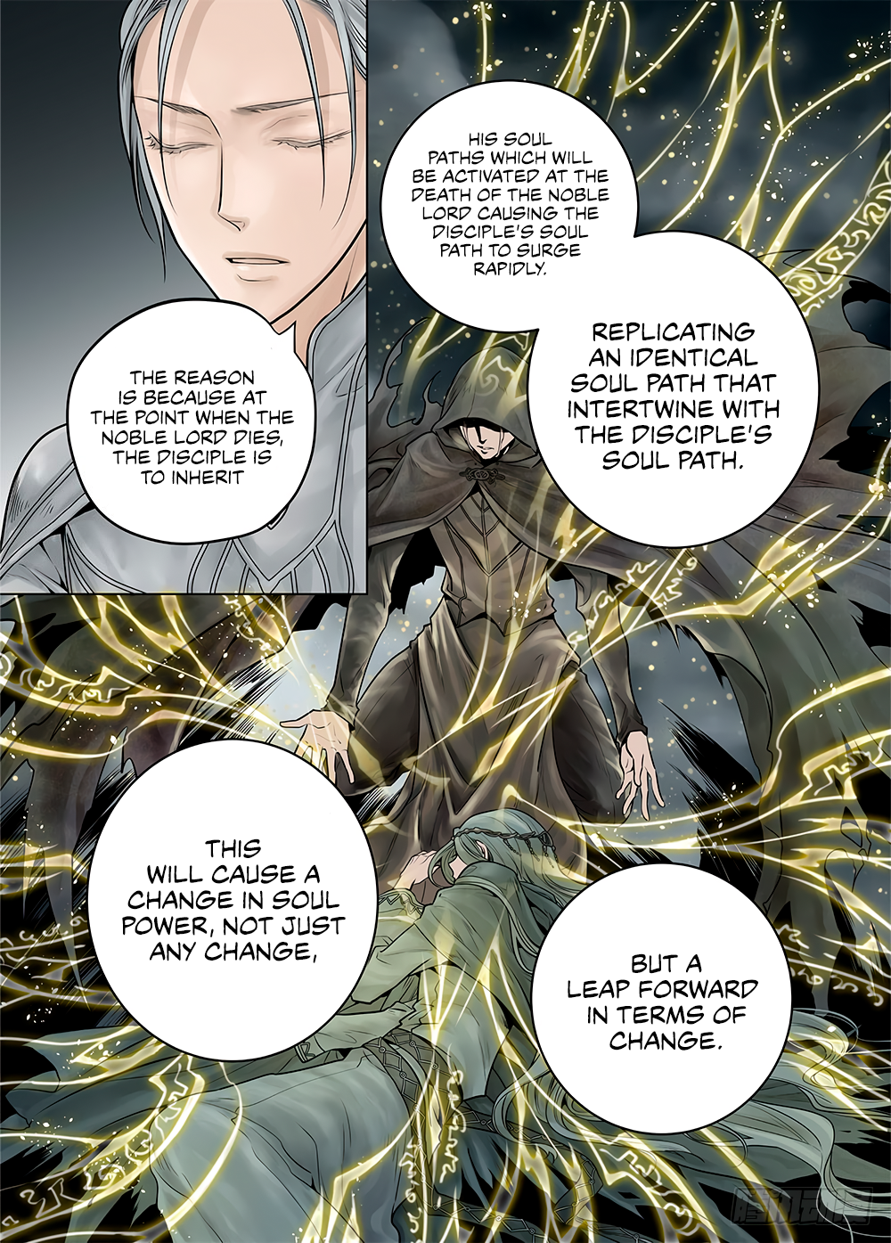 LORD Legend of Ravaging Dynasties Chapter 19.4  Online Free Manga Read Image 8