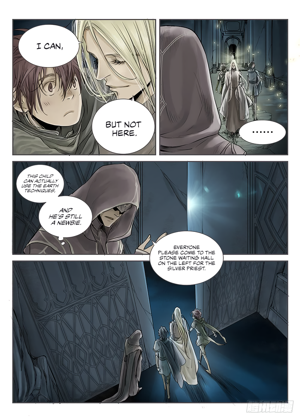 LORD Legend of Ravaging Dynasties Chapter 19  Online Free Manga Read Image 14