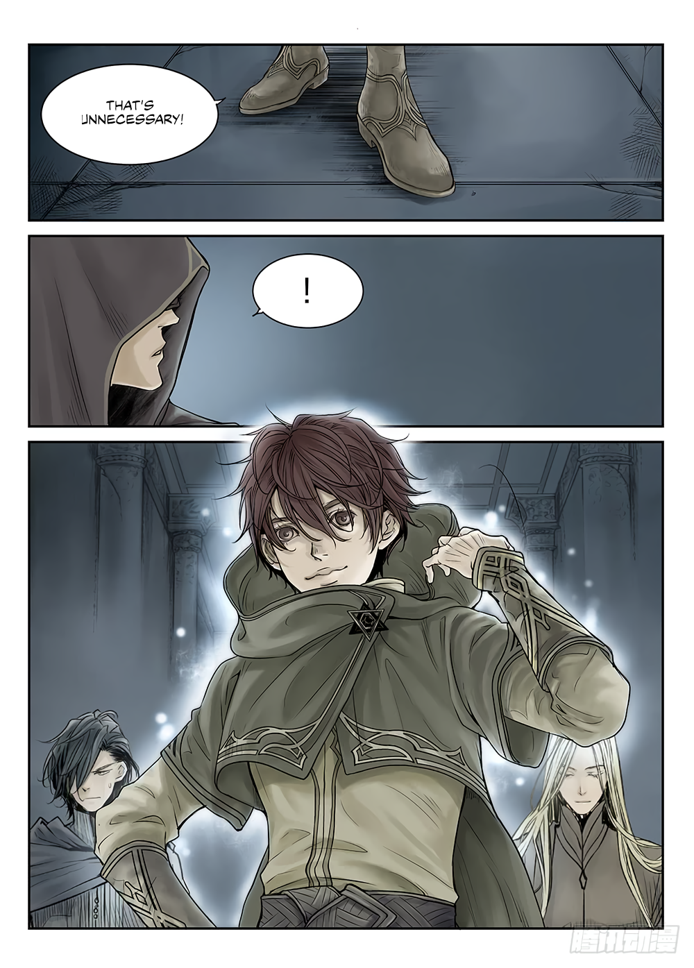 LORD Legend of Ravaging Dynasties Chapter 19  Online Free Manga Read Image 7