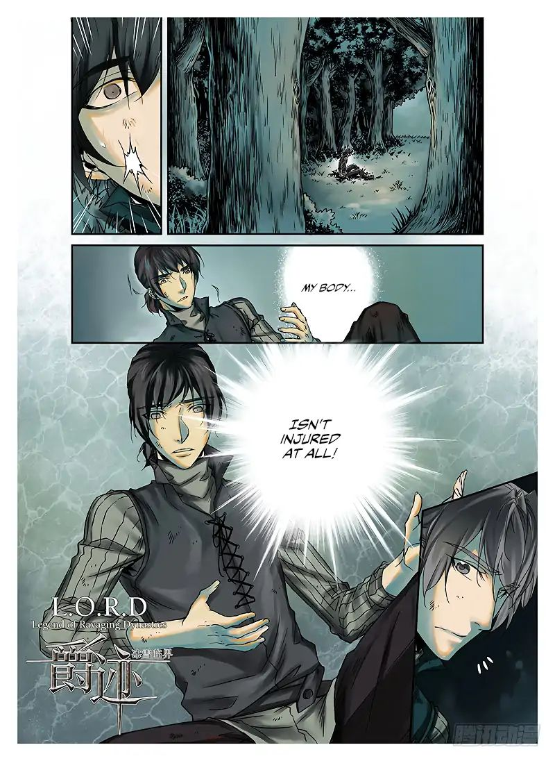 LORD Legend of Ravaging Dynasties Chapter 2.2  Online Free Manga Read Image 2