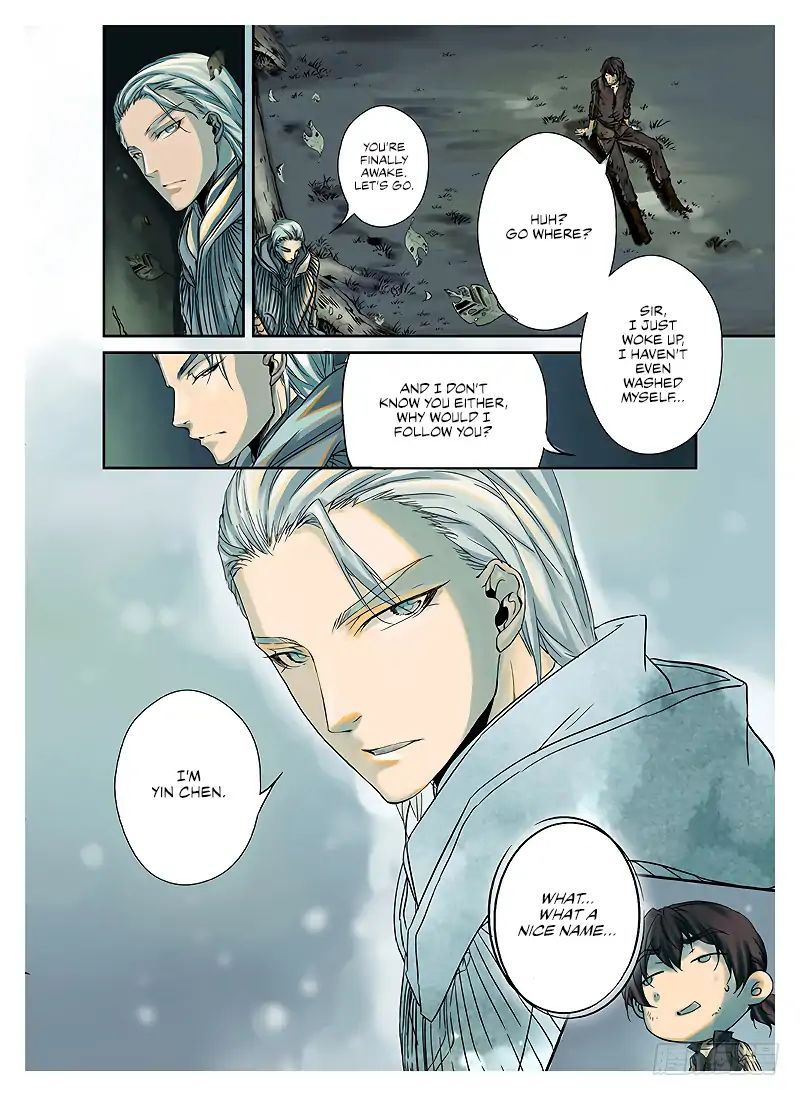 LORD Legend of Ravaging Dynasties Chapter 2.2  Online Free Manga Read Image 4