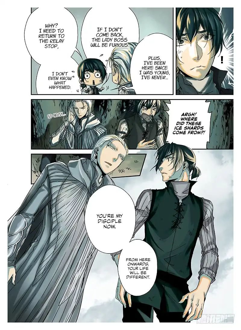LORD Legend of Ravaging Dynasties Chapter 2.2  Online Free Manga Read Image 6